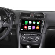 Alpine i902D-G6 Media Station 9'' per VW Golf 6 con Bluetooth Android Auto e App CarPlay