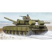 Trumpeter Russian T80BVD Main Battle Tank (1/35 Scale)