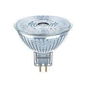 Osram Spot LED GU5.3 dimmable / MR16 LED 36° - 5W=35W (4000K, blanc froid) - Osram transparent en verre