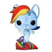 Funko My Little Pony: the Movie Rainbow Dash Sea Pony Chase Variant Pop! Vinyl Figure