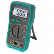 Tester Multimetro Digital Profesional 3 1/2 Proskit Mt-1210