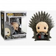 Funko Pop Daenerys Targaryen Iron Throne de Game of Thrones