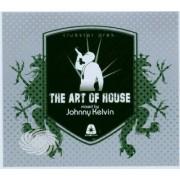 Video Delta V/A - ART OF HOUSE - CD