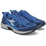 Diadora RAID 3 Running Shoes For Men(Blue)