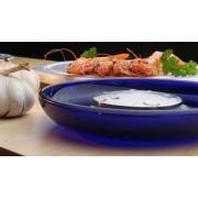 Zielonka | Geurkiller XL | blauwincl. glazen schaal Neutraliseert geur zonder chemische