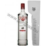 Standoló kártya - Royal Vodka új [0,7L]