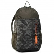 Раница PUMA - Style Backpack 076703 07 Forest Night/Camo Aop