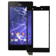 iPartsBuy Touch Screen for Sony Xperia T3 / M50W(Black)