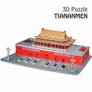 Cubicfun 3D Puzzle - TIANANMEN, World's Great Architeture