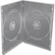 DVD-BOX dvostruki, prozirni