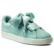 Сникърси PUMA - Suede Heart Pebble Wn's 365210 03 Aquifer/Blue Flower