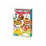 Plastelin set izrada kolača 8586