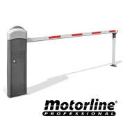 Bariera acces AUTO / 6 m, stanga - MOTORLINE, KBM6-24V-ST