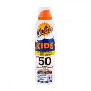 Malibu Kids Continuous Lotion Spray lozione solare spray con aloe vera SPF50 175 ml per bambini