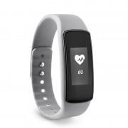 Pulsera Inteligente ADE: Relógio analisador da atividade com medição de pulso (cor branca)