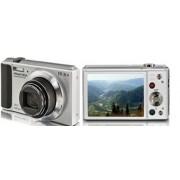 Digitalni foto aparat Luxmedia 16-122 sivi PRAKTICA