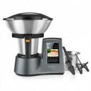 Taurus Robot de cocina - Taurus Mycook Touch 4.5L Gris, Acero inoxidable robo