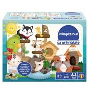 Joc educativ - Magazinul cu animalute