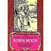 The Merry Adventures of Robin Hood, Paperback