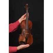 Violina, polumanufakturna - (4/4) - stara 90 godina