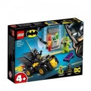 Конструктор Лего Супер Хироу - Batman vs. The Riddler – обир - LEGO DC Comics Super Heroes, 76137
