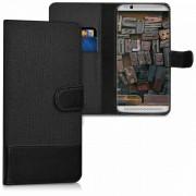 Futrola KWMobile za ZTE Axon 7 Mini, flip, crna 39363.73
