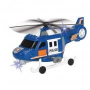 Elicopter pentru interventie cu lumini si sunete Dickie Toys 18 cm
