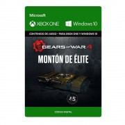 xbox one gears of war 4: elite stack digital