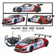 1:14 Remote Control Audi Sport R8 LMS Ready-To-Run (Batteries Included) Performance Car
