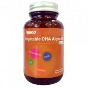 DHA (Omega 3) din ulei de microalge marine (500 mg/60 cps)
