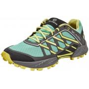 Scarpa Neutron Hardloopschoenen Dames grijs/groen 41,5 2016 Trailrunning schoenen