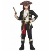 Costum Capitan Pirat Copii 5 - 7 ani 128 cm