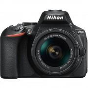 Nikon D5600 Aparat Foto DSLR 24.2MP CMOS Kit cu Obiectiv AF-P 18-55mm VR, Negru