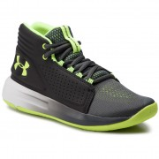 Обувки UNDER ARMOUR - Ua Bgs Torch Mid 3020428-103 Gry