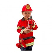 Brandweer pak kids compleet