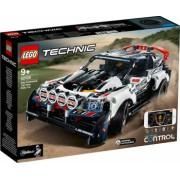 LEGO Technic Masina de raliuri Top Gear Teleghidata 42109