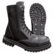 Brandit 10 Eyelet Boots Black 38