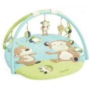 fehn Monkey Donkey 3-D Activity-Deken Aap