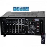 MEDHA 300 WATT PROFESSIONAL HIGH POWER MOSFET AMPLIFIER WITH 1 YEARS WARRANTY