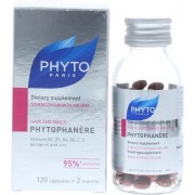 Phyto. phytophanere - 120 capsules - Voedingssupplementen