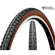 Cauciuc RIDE Tour 28x1-3/8x1-5/8 (37-622) negru/maro