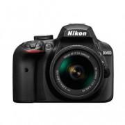 Nikon spiegelreflexcamera D3400 (zwart) + 18-55 VR