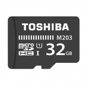 Card Memorie MicroSD UHS-I 100MB 32GB TOSHIBA