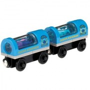 Thomas & Friends Wooden Railway Aquarium Cars - Battery Operated