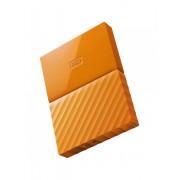 """HDD extern WD My Passport 1TB, 2.5"""", USB 3.0, Orange"""