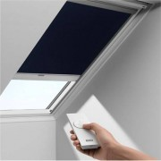 Velux Verdunkelungsrollo Solar DSL UK08 Standard