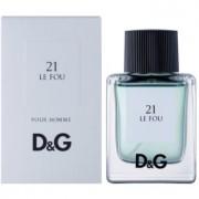 Dolce & Gabbana D&G Anthology Le Fou 21 eau de toilette para hombre 50 ml