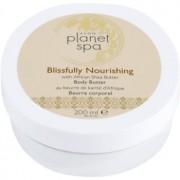 Avon Planet Spa African Shea Butter crema corporal nutritiva con manteca de karité 200 ml
