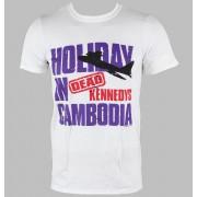 tricou stil metal bărbați Dead Kennedys - Cambodia - LIVE NATION - PE10077TSW