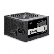 Захранване DeepCool DA600, 600W, Active PFC, 80+ Bronze, 120мм вентилатор